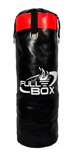Bolsa De Boxeo Full Box 0,90 Mts Lona Camion! Taekwondo Box