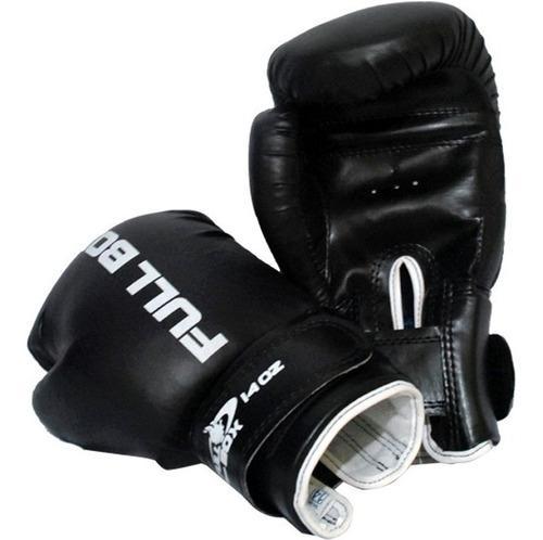 Guante Boxeo Kick Boxing Linea Premium 10/12/14/16 Full Box