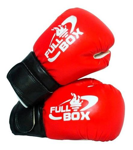 Guantes Boxeo Kick Boxing 10/12/14 Full Box. 1era Calidad...