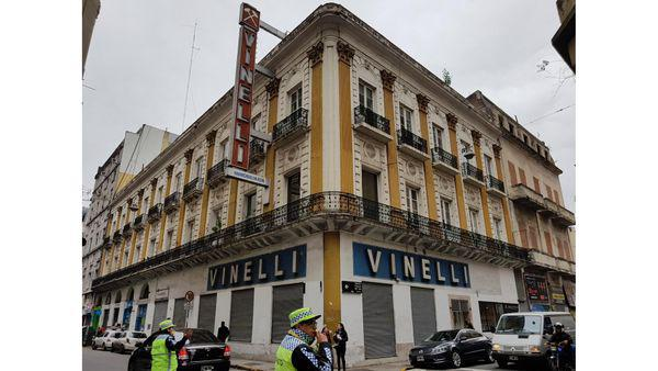 Hipolito Yrigoyen 700 - Oficina en Venta en Monserrat,