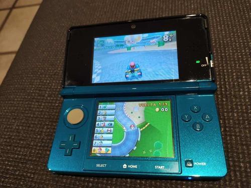 Nintendo 3ds Como Nueva+ 21 Juegos+ Batería Nueva Extra+...