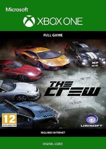 The Crew Xbox One Codigo Original Oferta !!