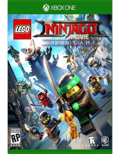 The Lego Ninjago Xbox One Oferta !!