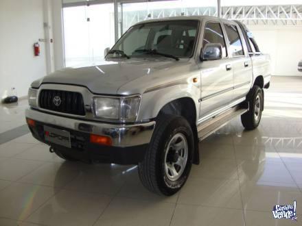 Toyota Hilux 3.0 sr dc 4x4 2005
