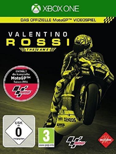 Valentino Rossi The Game Xbox One Codigo Original Oferta !!