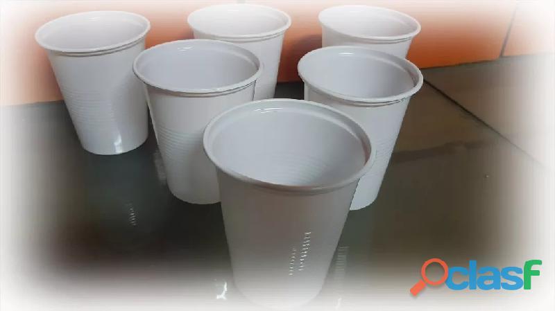Vasos tequila chupito y otros modelos de vasos descartables