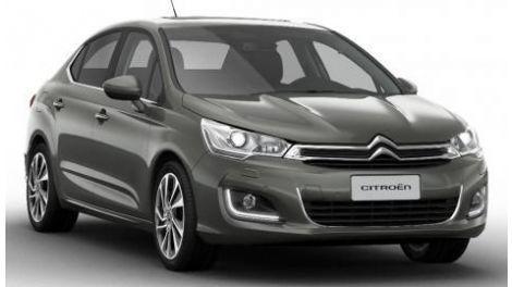 Citroën C4 lounge sistema integral de fábrica !!!
