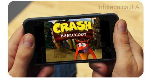 Coleccion Crash Bandicoot Ps1 Para Dispositivos Android