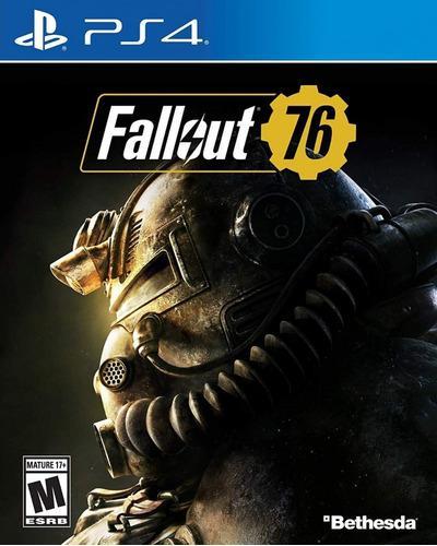 Fallout 76 Ps4 Juego Nuevo Original Físico Sellado