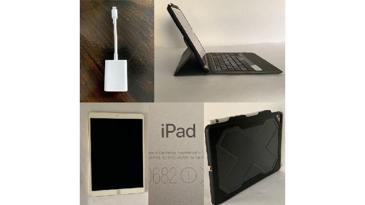 "Ipad Pro 10,5"" 256 Gb WiFi-cel + lector de memoria +"