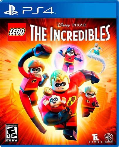 Juego Lego The Increibles Ps4 Fisico Local A La Calle