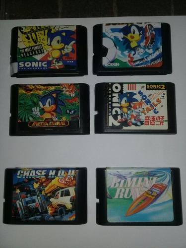 Juegos Sega Precio Por Unidad 435