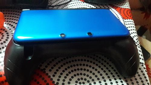 Nintendo 3ds Xl Completa En Caja Accesorios