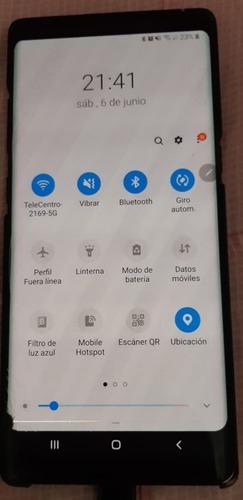 Samsung Galaxy Note8, Con Caja Y Accesorios, Leer Descripcio