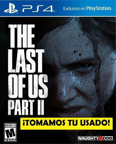 The Last Of Us 2 Ps4 Tlou 2 Juego Fisico Sellado Sevengamer