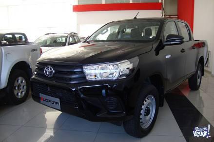 Toyota Hilux 2.4 dx tdi 4x4 6mt