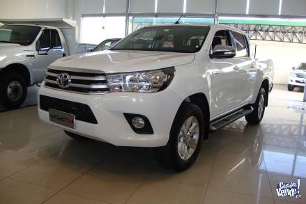 Toyota Hilux 2.8 SRV tdi dc 4x4 6mt pack