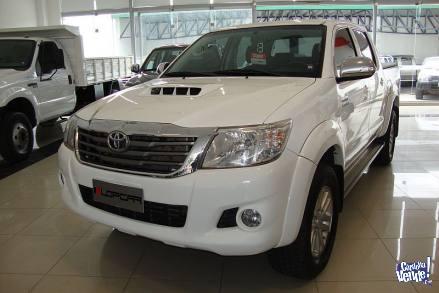 Toyota Hilux 3.0 SRV tdi dc a/t 4x4