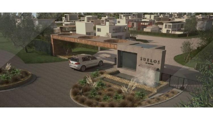 Vendo/Permuto Lote 150m2 (proyecto incluido) Barrio Privado