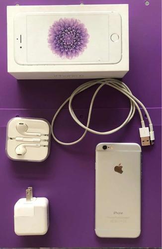 iPhone 6 64gb Accesorios Originales Más 16 Fundas De Regalo