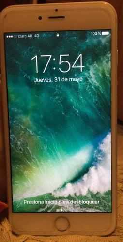 iPhone 6s Plus 64gb Como Nuevo Accesorios Sin Uso No Permuto
