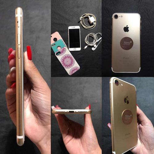 iPhone 7 - 32 Gb - Impecable Estado! Con Accesorios