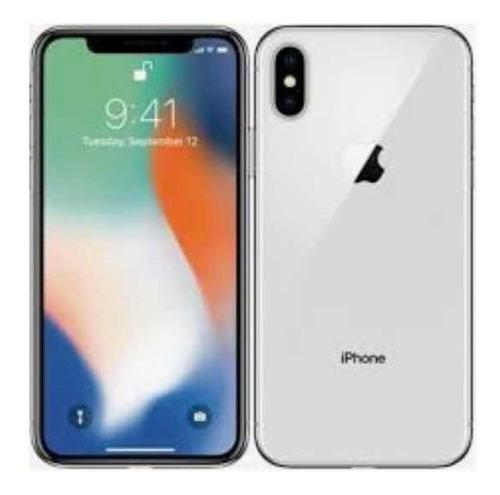iPhone X De 64 Gb - En Caja Y Accesorios Originales - Sinuso