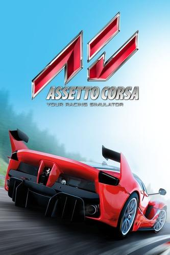 Assetto Corsa + Dlcs + 1 Juego De Regalo - Pc - Digital