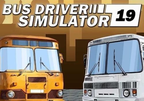 Bus Driver Simulator + Juego De Regalo   Pc Digital