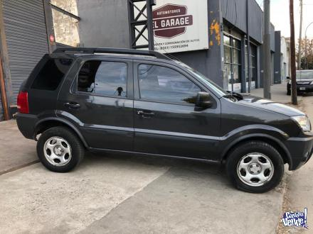 FORD ECOSPORT 2010 XL PLUS Impecable!! 4 cubiertas semi
