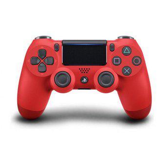 Joystick Controlador inalámbrico DUALSHOCK®4 - Magma Red