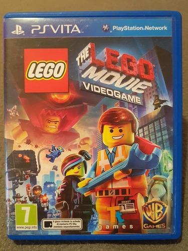 Lego: The Lego Movie Videogame - Juego Ps Vita