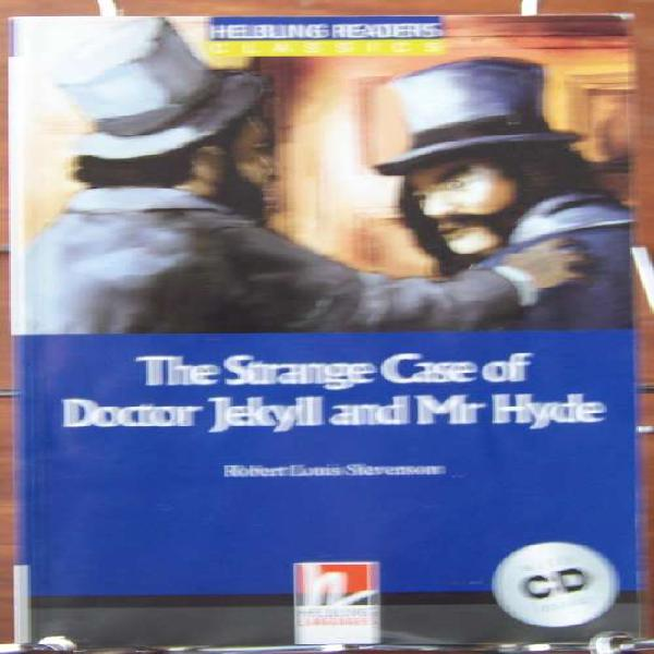Libro: The Strange Case Of Doctor Jekyll And Mr Hyde Cd,