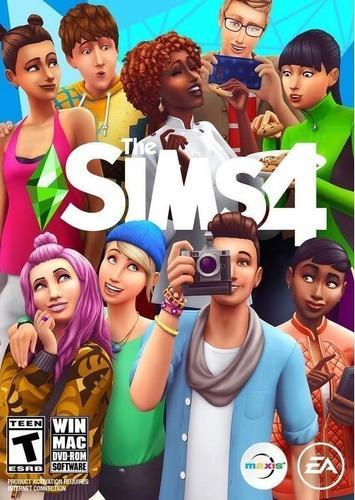 Los Sims 4 Pc Juego Base | Entrega Inmediata | (solo Base)