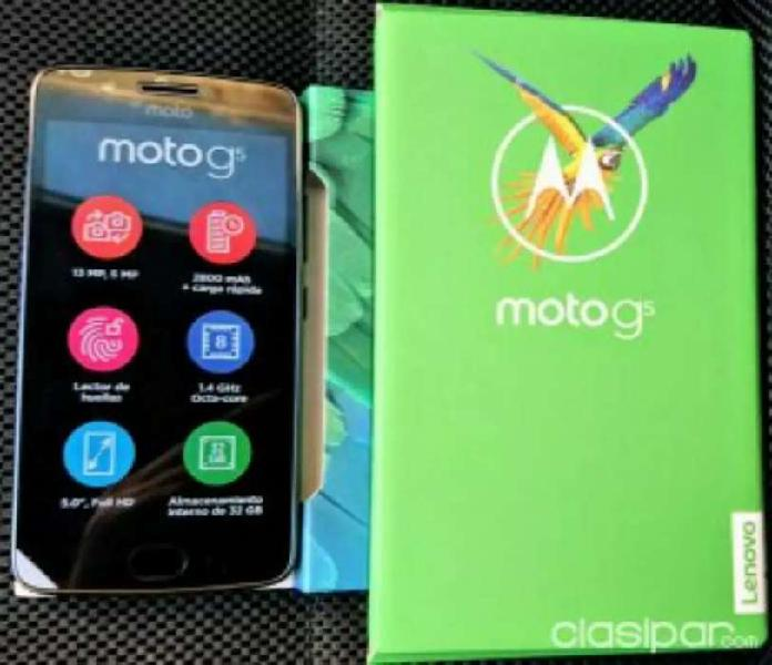 Moto G5 Dual Sim 32 Gb Libre de Origen