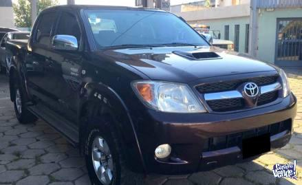 TOYOTA HILUX SRV 3.0 4X4 FULL 2006 IMPECABLE¡¡