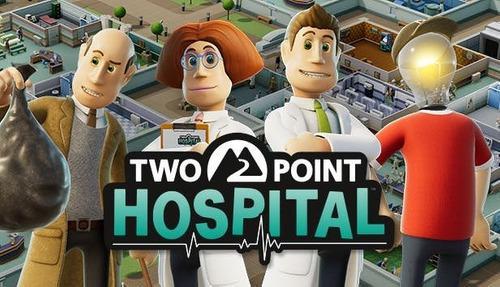 Two Point Hospital + Juego De Regalo | Pc Digital