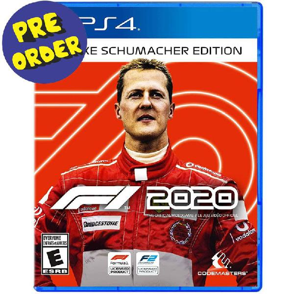 F1 2020 Schumacher Deluxe Edition