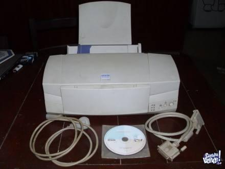 Impresora Epson Stylus 670 para repuesto