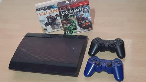 Consola Ps3 Play Station 3 Precio Negociable.