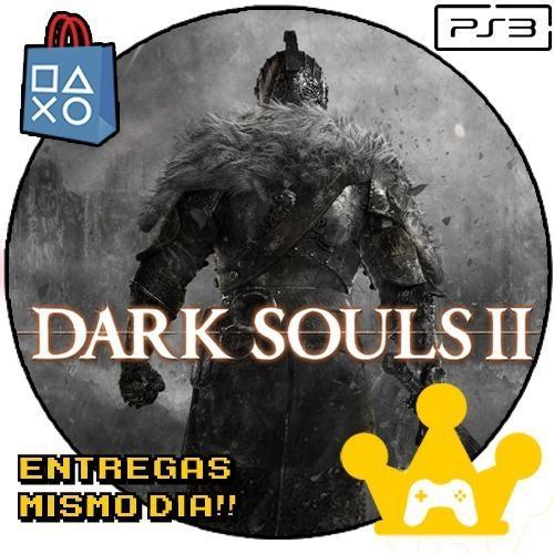 Dark Souls 2 Ps3 Digital -kg-