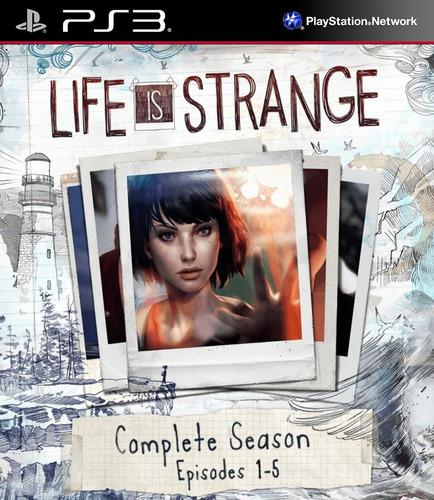Life Is Strange Ps3 Temporada Completa Sub Español