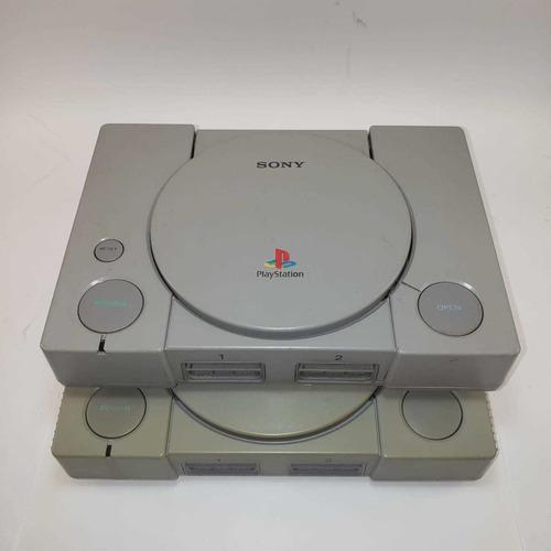 Lote Playstation 1 Una Tira Video Y Otra No Valor X Las Dos