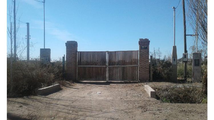 Oportunidad!! lote 1000 m2 en barrio cerrado Campos Verdes