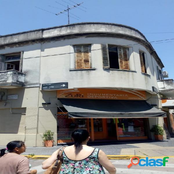 3 Amb, sin expensas al frente con balcon y terraza