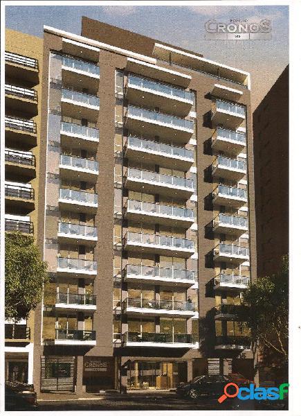 CRONOS XIX A ESTRENAR 3 Ambientes a la calle con balcón