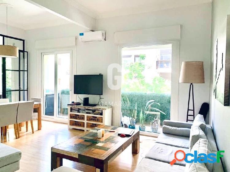 Hermoso 3 Ambientes a Nuevo   76 m²   Luminoso   Balcón
