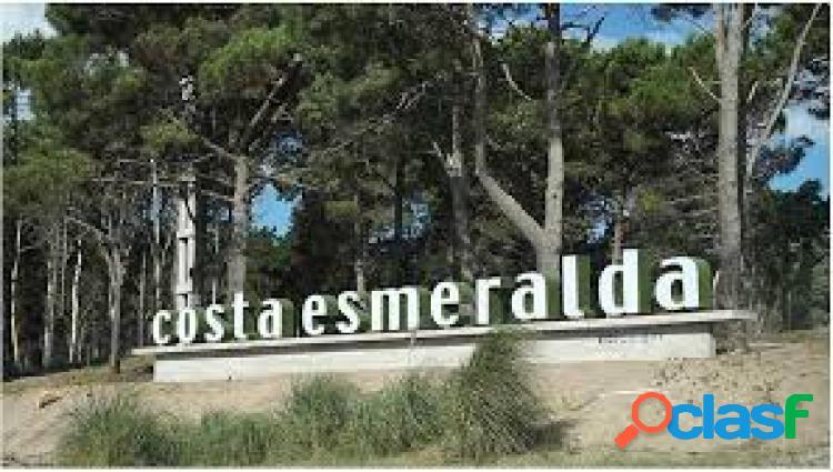 Lote en Costa Esmeralda.