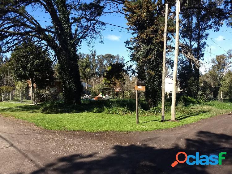RETASADO | VENTA | LOTE BOSQUE DE PERALTA RAMOS