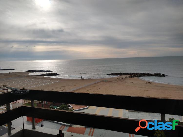 Venta Departamento 2 Ambientes Reciclado Vista Al Mar Con